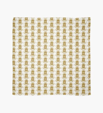 STPC: Things That Make You Go Sip (Gold O'BOT) 1.0 Scarf
