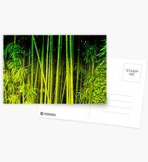 Green world Postcards