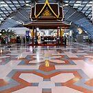 Airport Bangkok by mc27