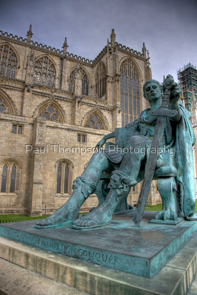 Constantine The Great by Paul Thompson Photography