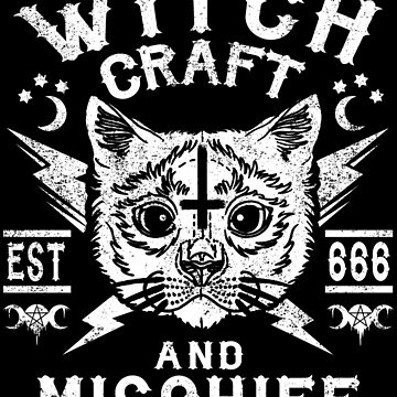 WICCAN, WICCA AND THE OCCULT, WITCHCRAFT AND MISCHIEF by ShirtWreck
