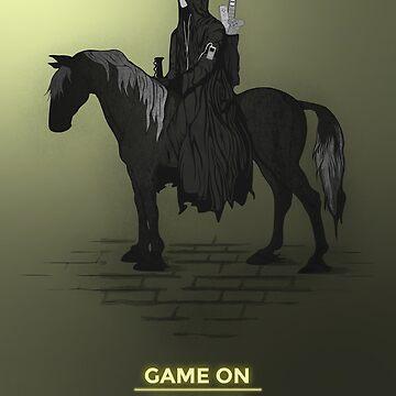 Gaming Rider by PokerTShirts