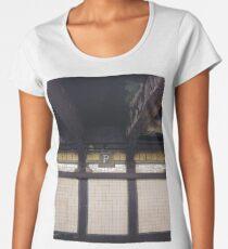 P, Street, New York, NY  Women's Premium T-Shirt