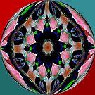 Circles of Color ! by Elfriede Fulda
