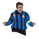 Javier Zanetti - Inter Captain by SerieAFFC