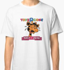 "Toys ""R"" Gone Farewell Toys ""R"" Us Classic T-Shirt"