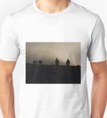 Decending Scarfell Pike Unisex T-Shirt