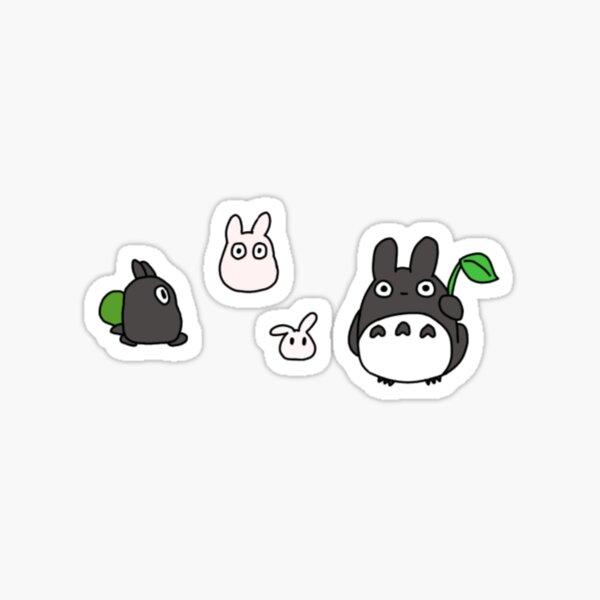 Totoro stickers  Sticker