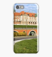 Royal Castle in Warsaw iPhone Case/Skin