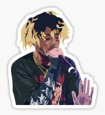 Wifisfuneral Yellow-Gold Hair Sticker