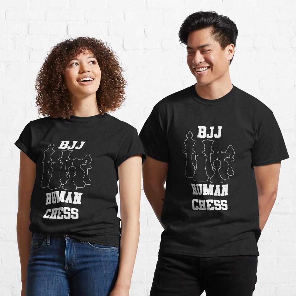 BJJ Human Chess Jiu Jitsu  Classic T-Shirt