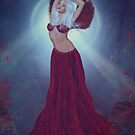 The Red Angel by charmedy