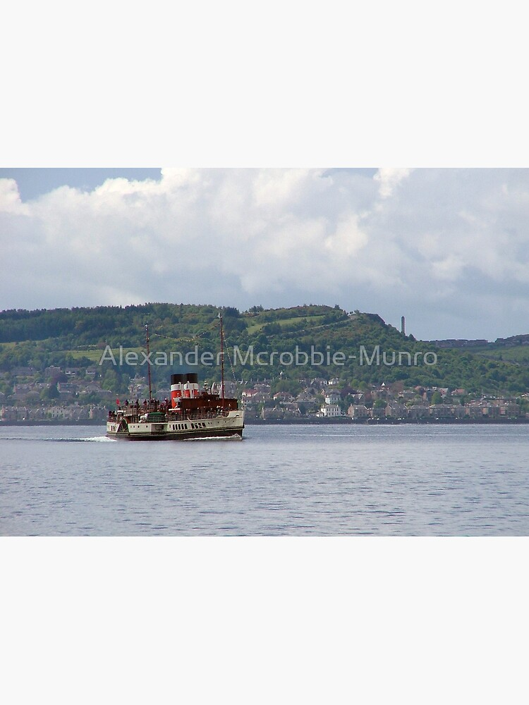 The  Waverley Paddle Steamer by Alexanderargyll