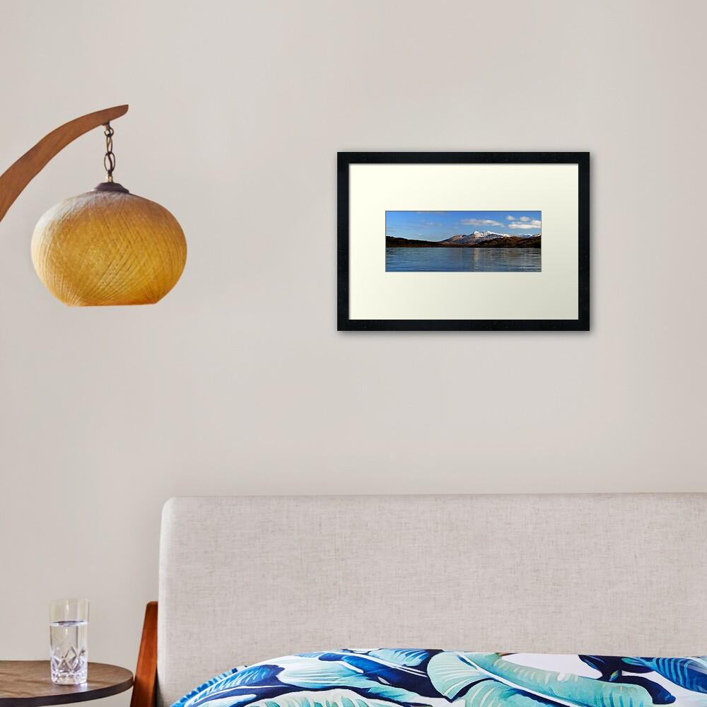 Ben Cruachan   Framed Art Print