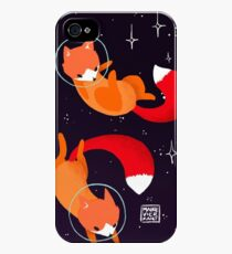 Space Foxes iPhone 4s/4 Case