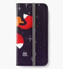 Space Foxes iPhone Wallet/Case/Skin