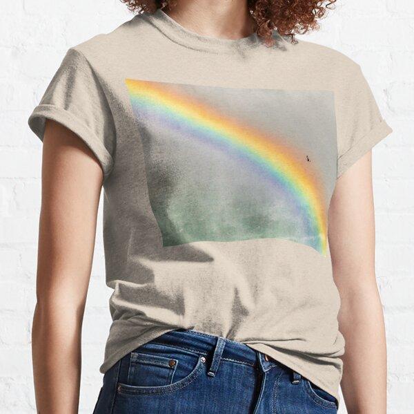 Rainbow Flight over Niagara Classic T-Shirt