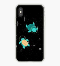 Space Turtles iPhone Case