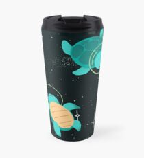 Space Turtles Travel Mug
