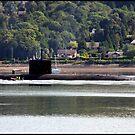 HMS.Sceptre by Alexander Mcrobbie-Munro