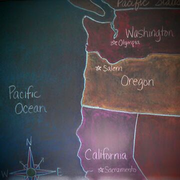 Pacific States - Detail by brusling