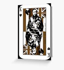 King of Hawai'i Kalākaua by Hawaii Nei All Day Greeting Card