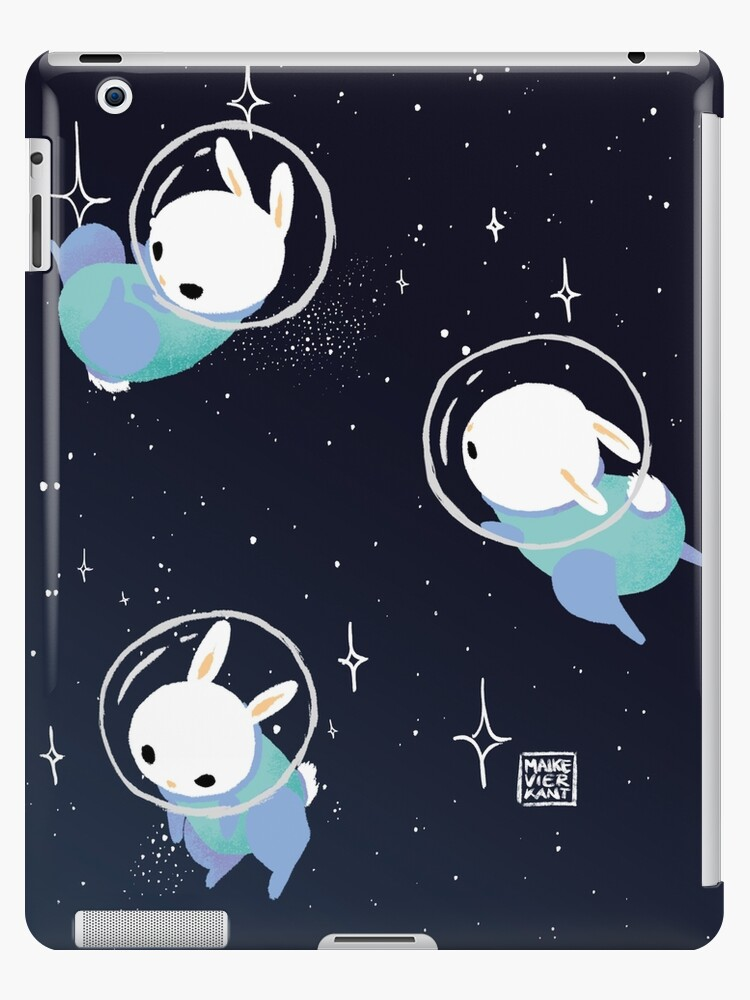 Space Bunnies by Maike Vierkant