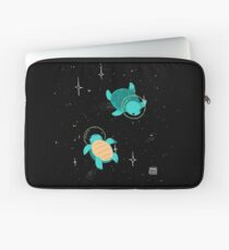 Space Turtles Laptop Sleeve