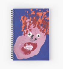 Bill - Martin Boisvert - Faces à flaques Cahier à spirale