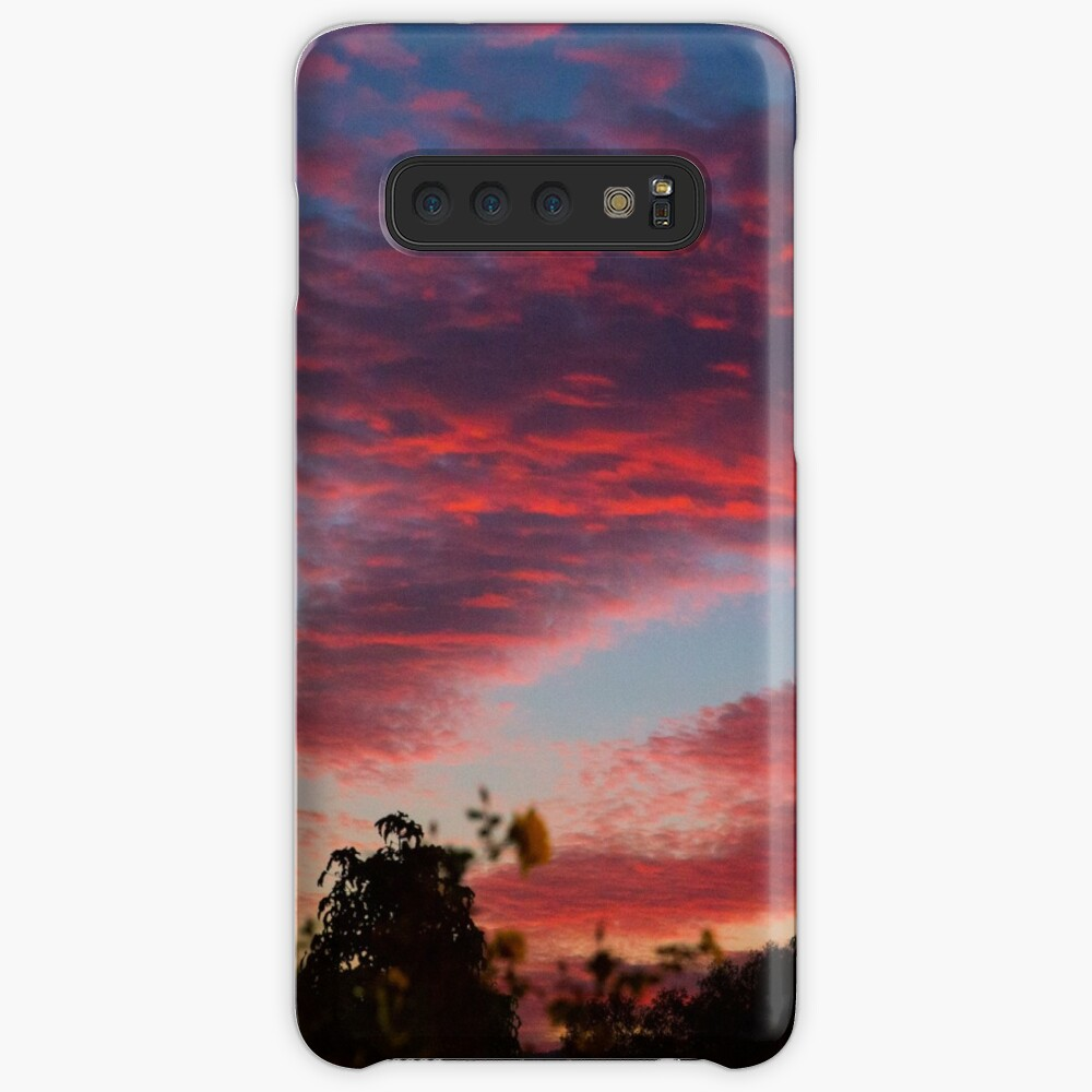 Dandenong ranges sunrise series #3 Case & Skin for Samsung Galaxy