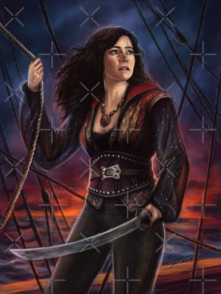Pirate Queen by svenja