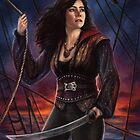 Pirate Queen by Svenja Gosen