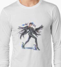Pixel Art 2 Long Sleeve T-Shirt