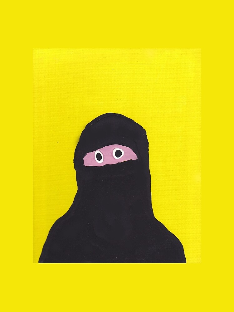 «Niqab» par martinb1962