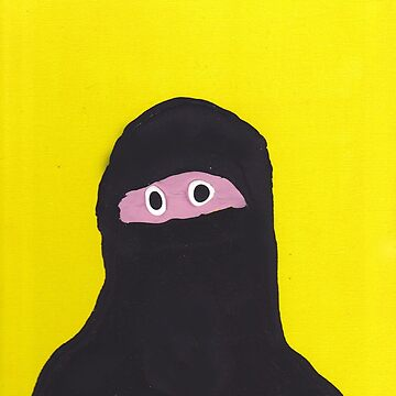 « Niqab » par martinb1962