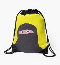 Niqab Drawstring Bag