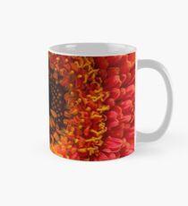 Red Gerbera Classic Mug