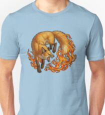 Vulpine Fire Unisex T-Shirt