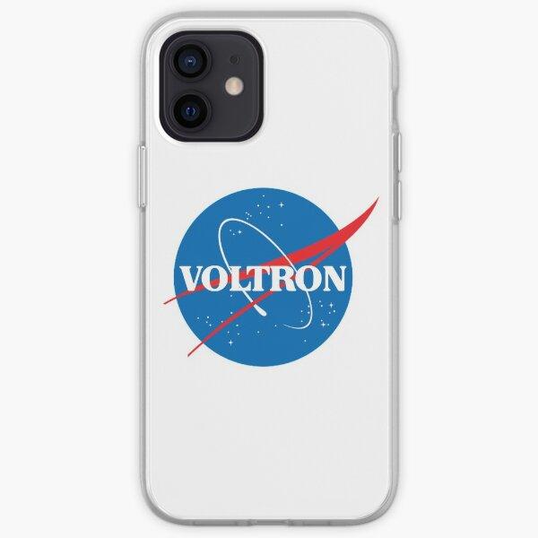 NASA (but it's voltron) iPhone Soft Case