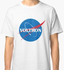 NASA (but it's voltron) Classic T-Shirt
