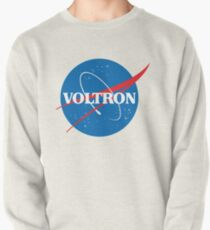 NASA (but it's voltron) Pullover