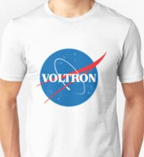 NASA (but it's voltron) Unisex T-Shirt