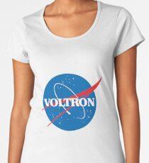 NASA (but it's voltron) Women's Premium T-Shirt