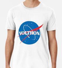Camiseta premium NASA (pero es un voltron)
