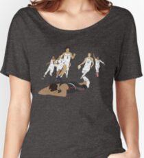 Michigan Game Winner Celebration Women's Relaxed Fit T-Shirt
