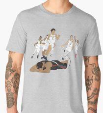 Michigan Game Winner Celebration Men's Premium T-Shirt