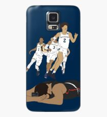 Michigan Game Winner Celebration Case/Skin for Samsung Galaxy