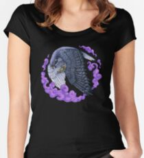Cloud Falcon Women's Fitted Scoop T-Shirt