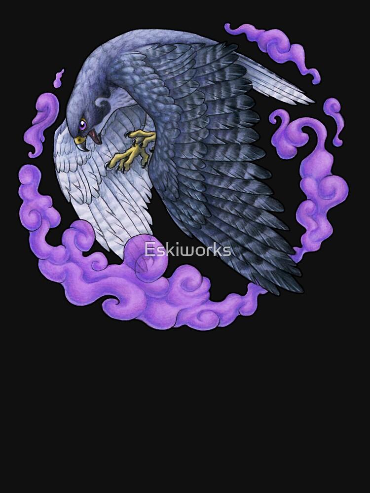 Cloud Falcon by Eskiworks