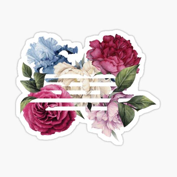 Big Bang Flower Road Sticker
